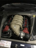 Picture of 2003 Maserati Spyder 2 Dr GT Convertible, engine