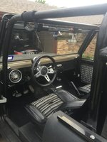 Picture of 1969 Ford Bronco, interior