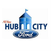 Hub City Ford logo