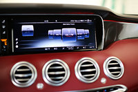 Picture of 2015 Mercedes-Benz S-Class Coupe S 63 AMG 4MATIC, interior