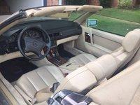 Picture of 1993 Mercedes-Benz SL-Class 500SL, interior
