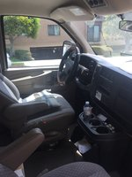 Picture of 2007 Chevrolet Express LS1500, interior