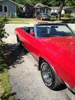 1970 Mercury Cougar Overview