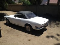 Picture of 1970 FIAT 124 Spider, exterior, gallery_worthy