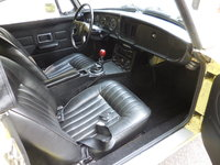 Picture of 1977 MG MGB Roadster, interior