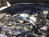Picture of 2005 Toyota Land Cruiser 4WD, engine