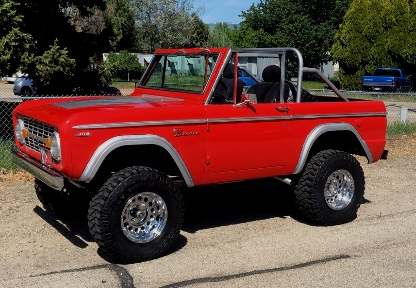 1969 Ford Bronco - Overview - CarGurus