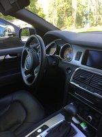 Picture of 2015 Audi Q7 3.0T Quattro S-line Prestige, interior