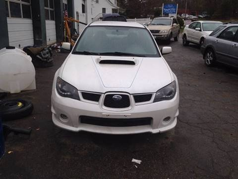Picture of 2007 Subaru Impreza WRX Limited