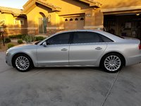 Picture of 2013 Audi A8 L 4.0T, exterior