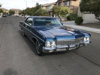 1970 Chevrolet Caprice Overview