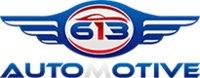613 Automotive Monticello logo