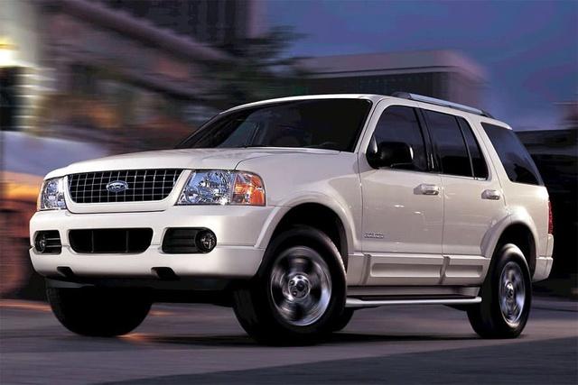 Foto de un 2005 Ford Explorer