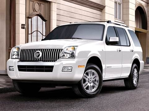 Mercury Mountaineer Pic X on 2006 Mercury Montego Premier