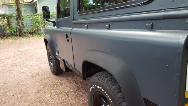 Picture of 1986 Land Rover Defender Ninety, exterior