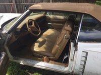 Picture of 1972 Cadillac Eldorado, interior