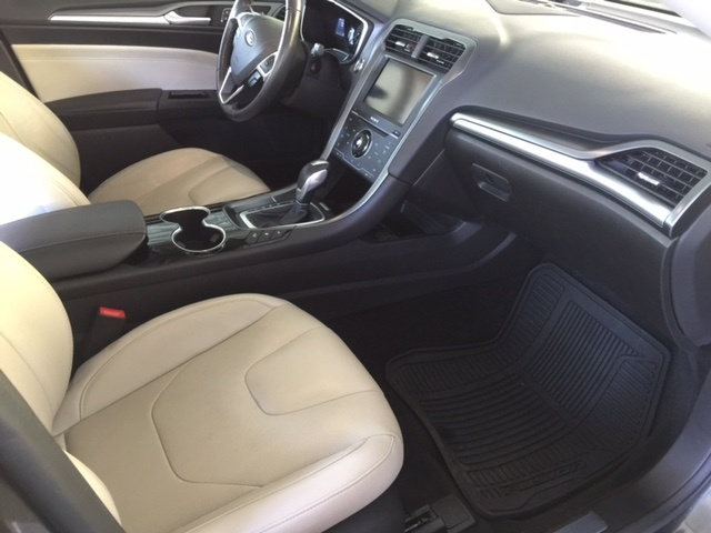 Picture Of 2015 Ford Fusion Energi Titanium, Interior, Gallery_worthy