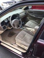 Picture of 1999 Nissan Altima SE, interior
