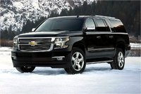 Picture of 2017 Chevrolet Suburban LS 1500 4WD, exterior, gallery_worthy