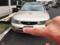 Picture of 1996 Nissan Maxima SE, exterior
