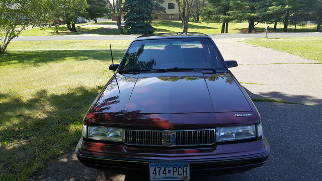 Picture of 1992 Oldsmobile Cutlass Ciera SL Sedan FWD