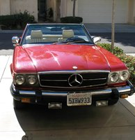 Picture of 1984 Mercedes-Benz SL-Class 380SL Roadster, exterior