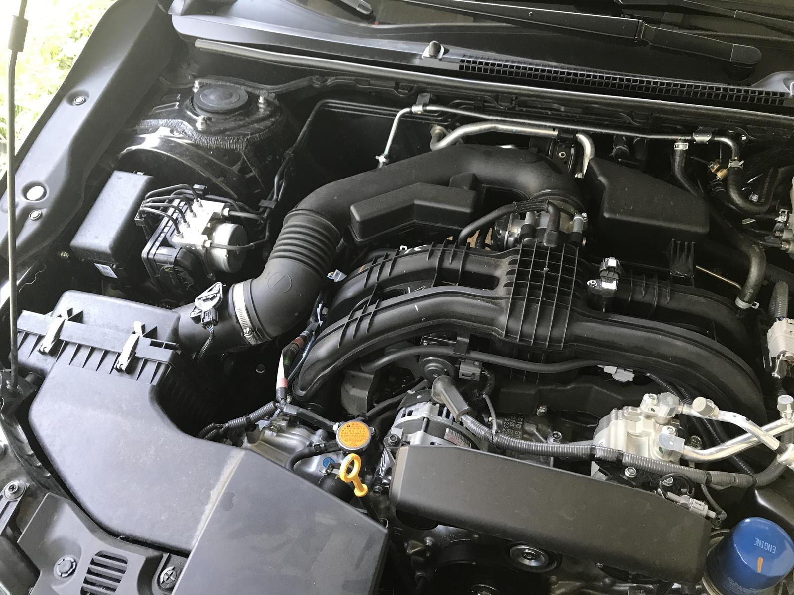 Subaru Impreza Questions Air intake CarGurus