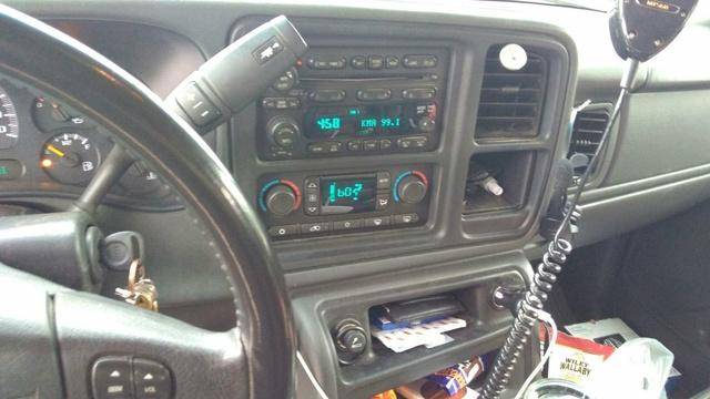 Picture Of 2006 GMC Sierra 3500 SLT 4dr Crew Cab 4WD LB DRW, Interior,