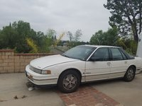 Picture of 1991 Oldsmobile Cutlass Supreme 4 Dr International Sedan, exterior, gallery_worthy
