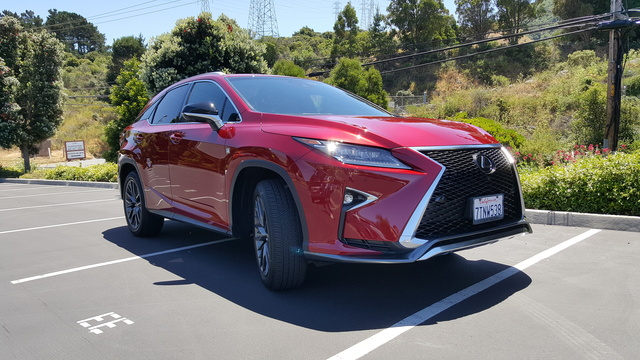 Nice Picture Of 2017 Lexus RX 350
