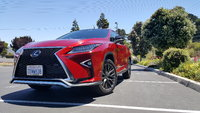 Picture of 2017 Lexus RX 350, exterior, manufacturer, gallery_worthy