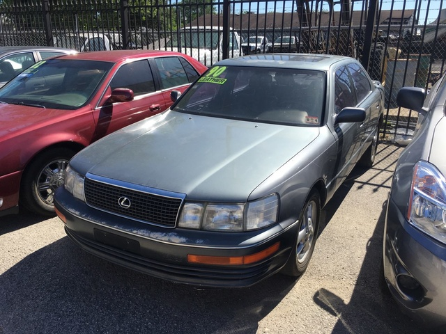 Picture of 1991 Lexus LS 400