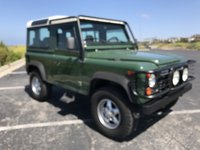 Picture of 1995 Land Rover Defender 90, exterior, gallery_worthy