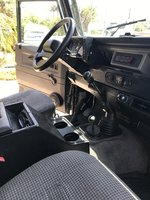 Picture of 1995 Land Rover Defender 90, interior