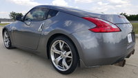 Picture of 2014 Nissan 370Z Touring, exterior