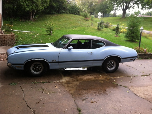 Picture of 1970 Oldsmobile 442