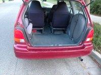 Picture of 1995 Honda Odyssey 4 Dr LX Passenger Van, interior