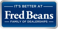 Fred Beans Ford of Newtown logo