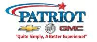 Patriot Chevrolet Buick GMC logo