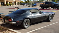 Picture of 1972 Pontiac Firebird Formula, exterior, gallery_worthy