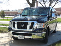 Picture of 2013 Nissan NV Passenger 3500 HD S V6, exterior
