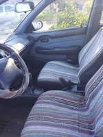 Picture of 1994 Geo Prizm 4 Dr LSi Sedan, interior