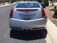 Picture of 2014 Cadillac CTS Coupe Premium, exterior