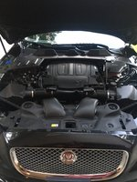 Picture of 2014 Jaguar XJ-Series L Supercharged, engine