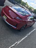 Picture of 2016 Honda Accord Coupe EX-L V6, exterior