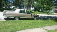 Picture of 1995 Cadillac Fleetwood Base Sedan, exterior