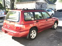 Picture of 2001 Subaru Forester S, exterior, gallery_worthy