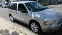 2002 Nissan Quest Overview