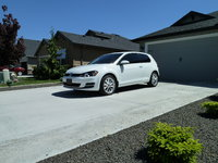 Picture of 2016 Volkswagen Golf 1.8T S 2dr, exterior