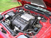 Picture of 1993 Dodge Stealth 2 Dr R/T Hatchback, engine